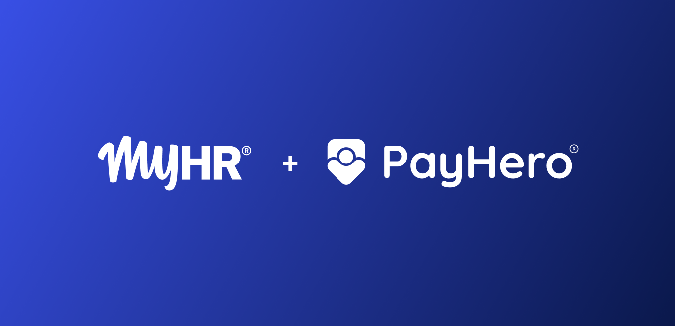 Complete people and payroll management with MyHR and PayHero